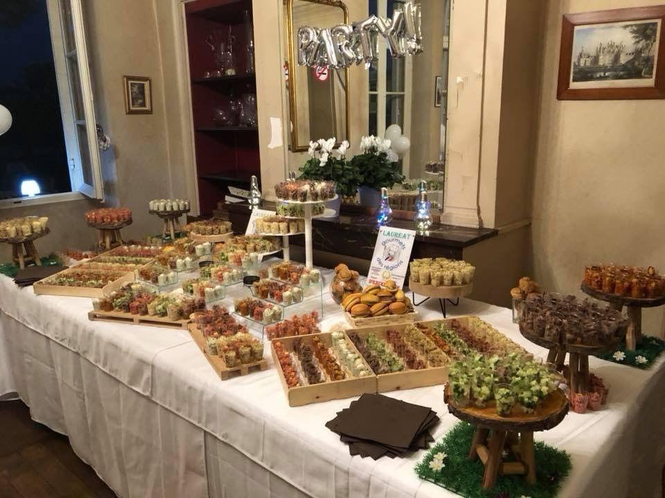 Nos buffets pour tous vos évènements