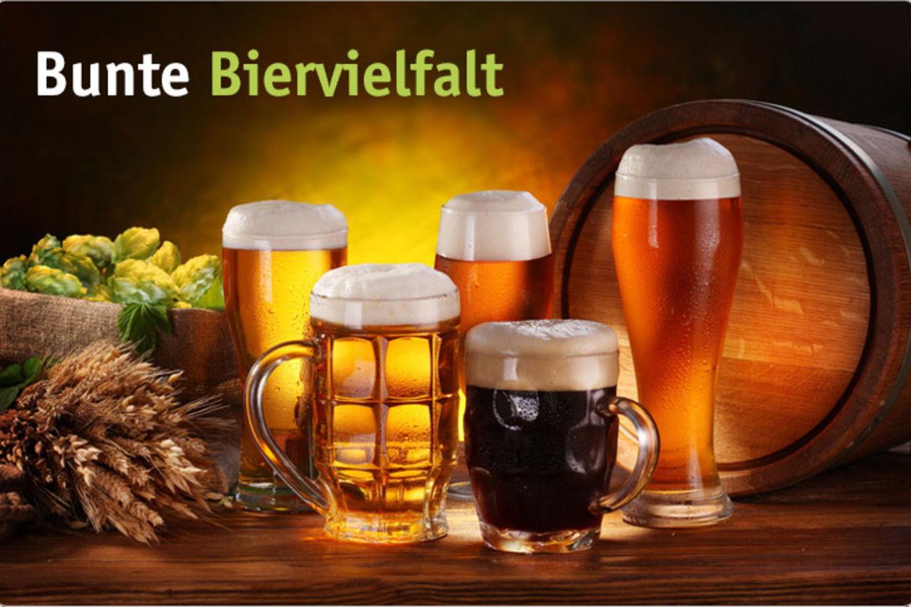 Wir lieben Bier