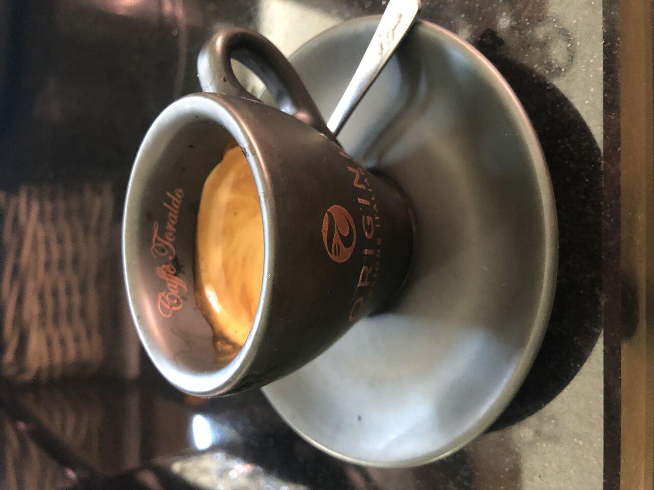 Toraldo der Espresso