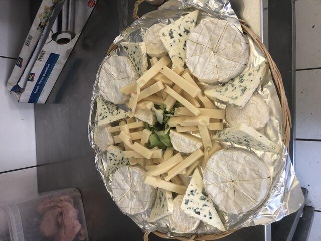 Assortiment de fromages