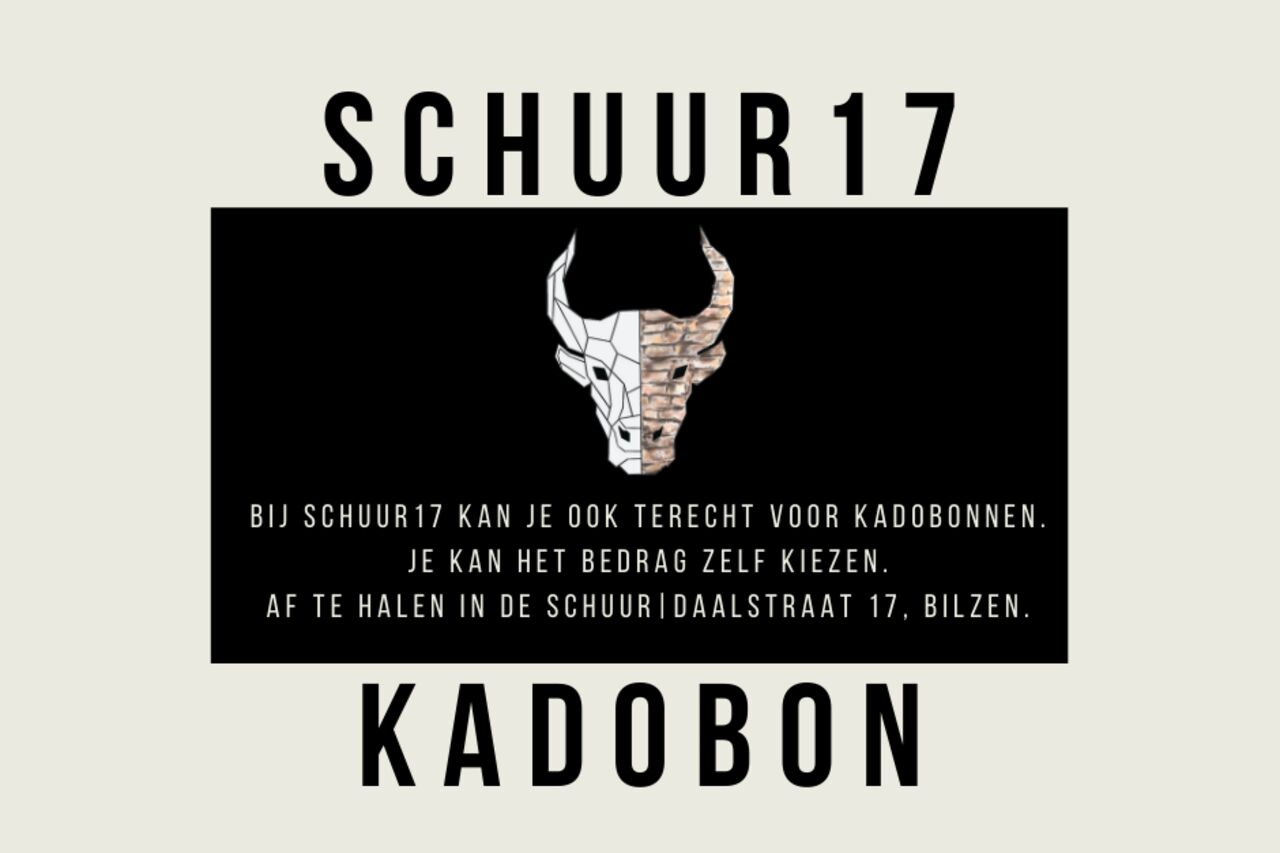 Kadobon SCHUUR17