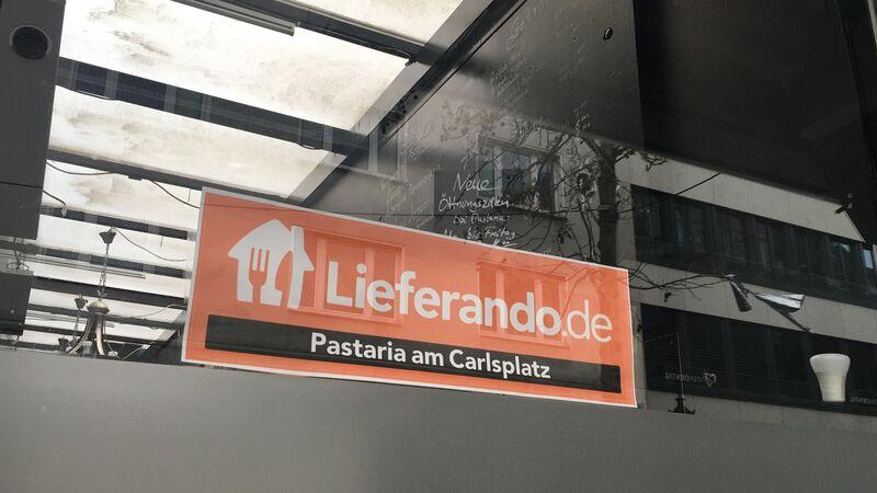 Pastaria bringt´s......ab sofort auch bei Lieferando :-)