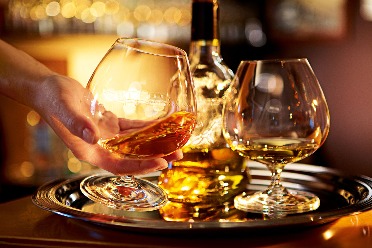 Volná degustace rumů