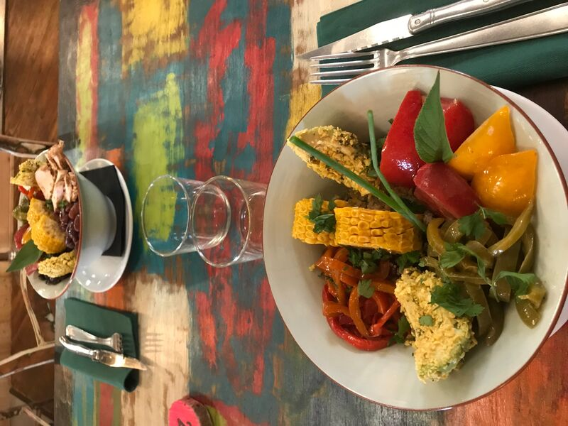 Salade Végan (Mexico)