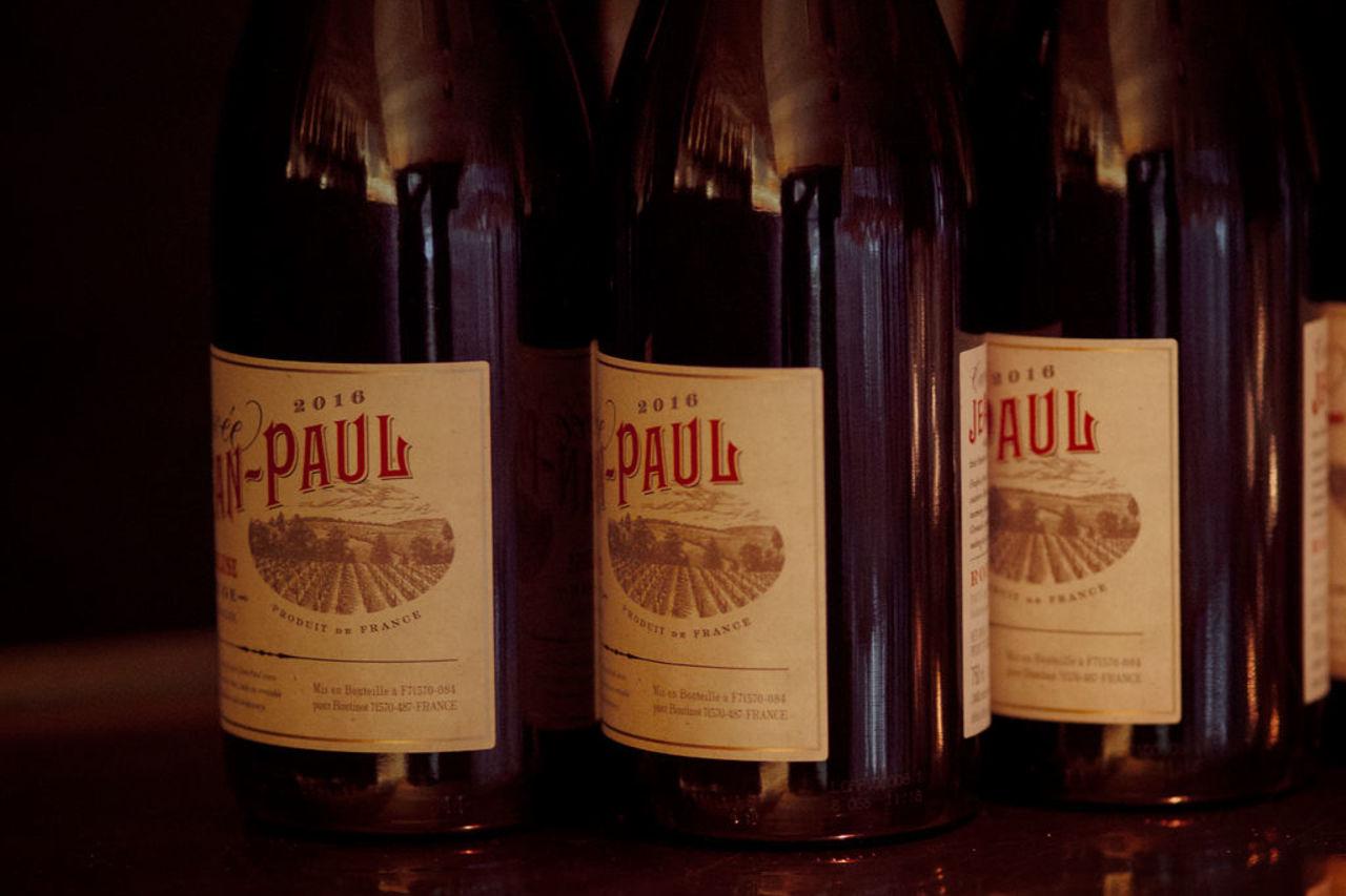 De juiste wijnen
