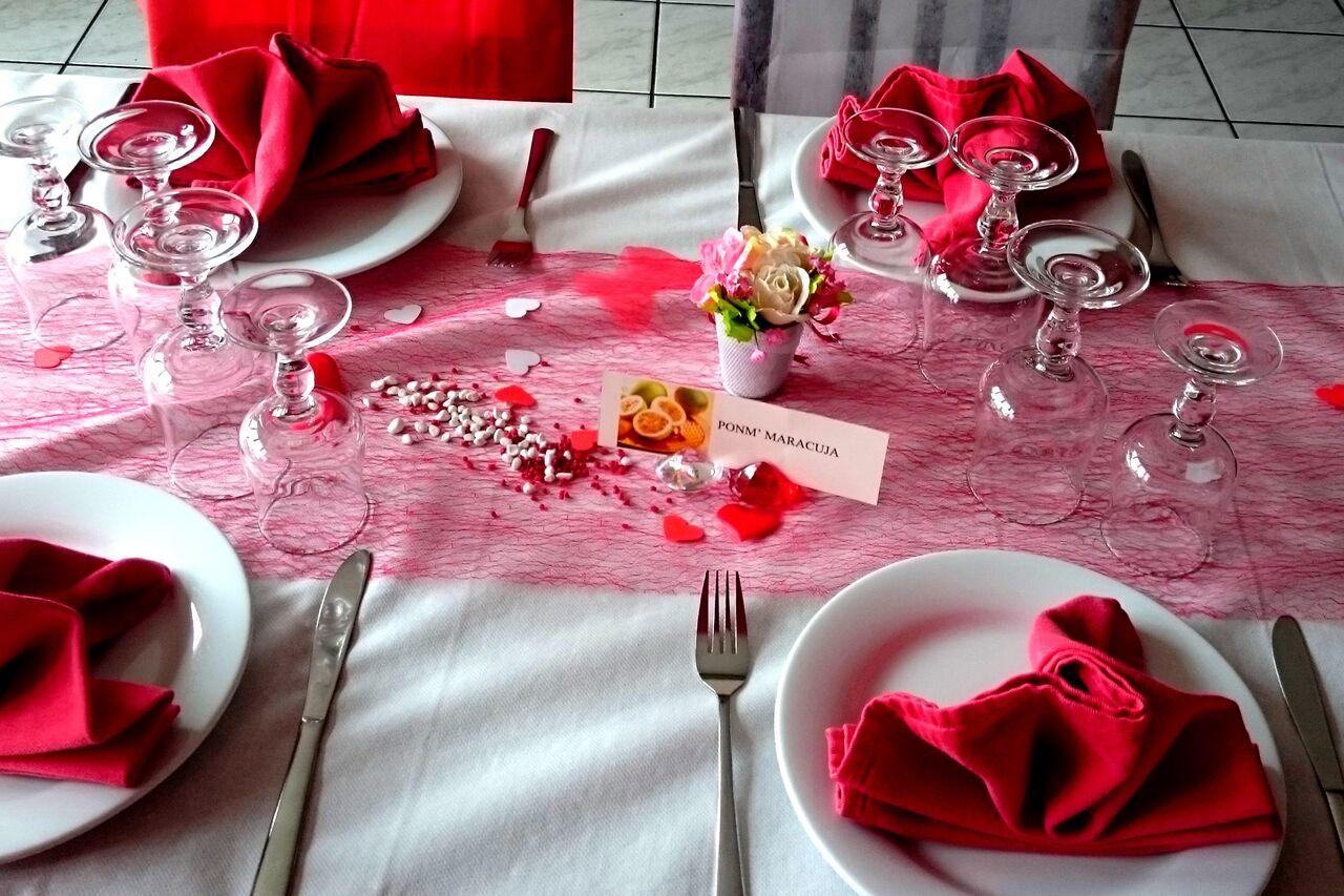 Mariage au restaurant
