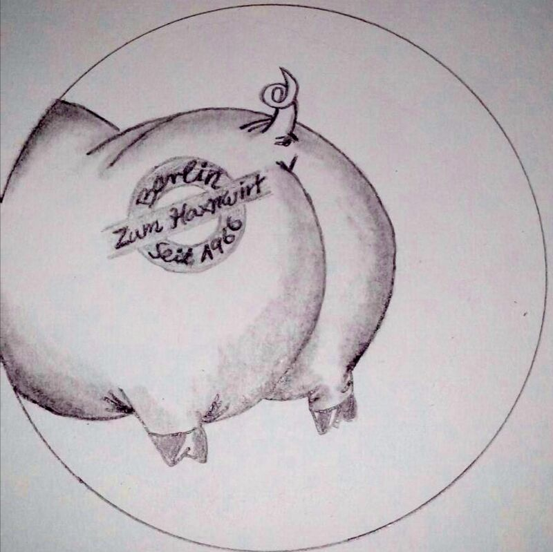 Schweinerei? Logo!
