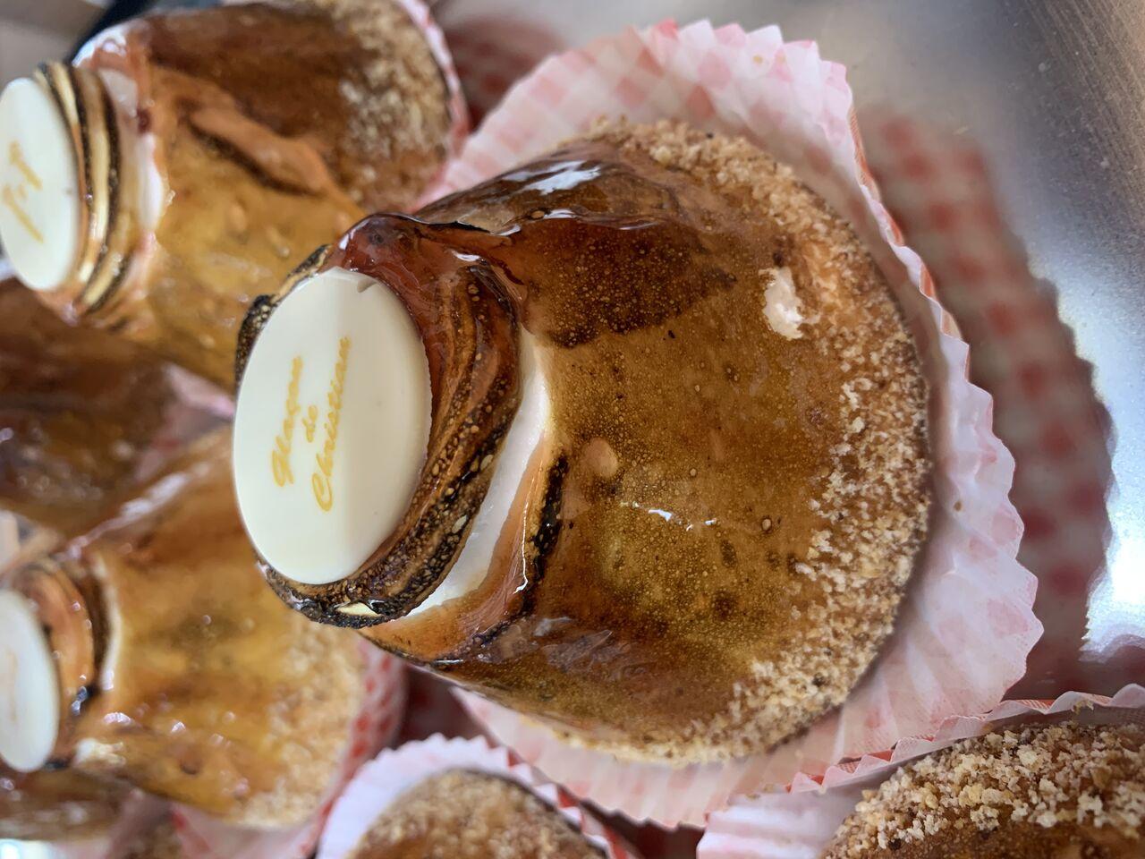 Feinste französische Desserts ... Soufflé Framboise