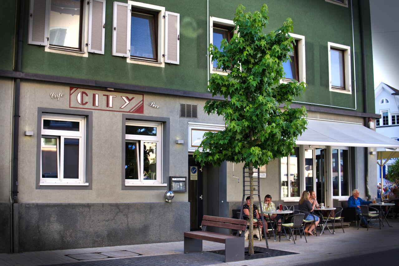 Café Bar CITY | Tettnang