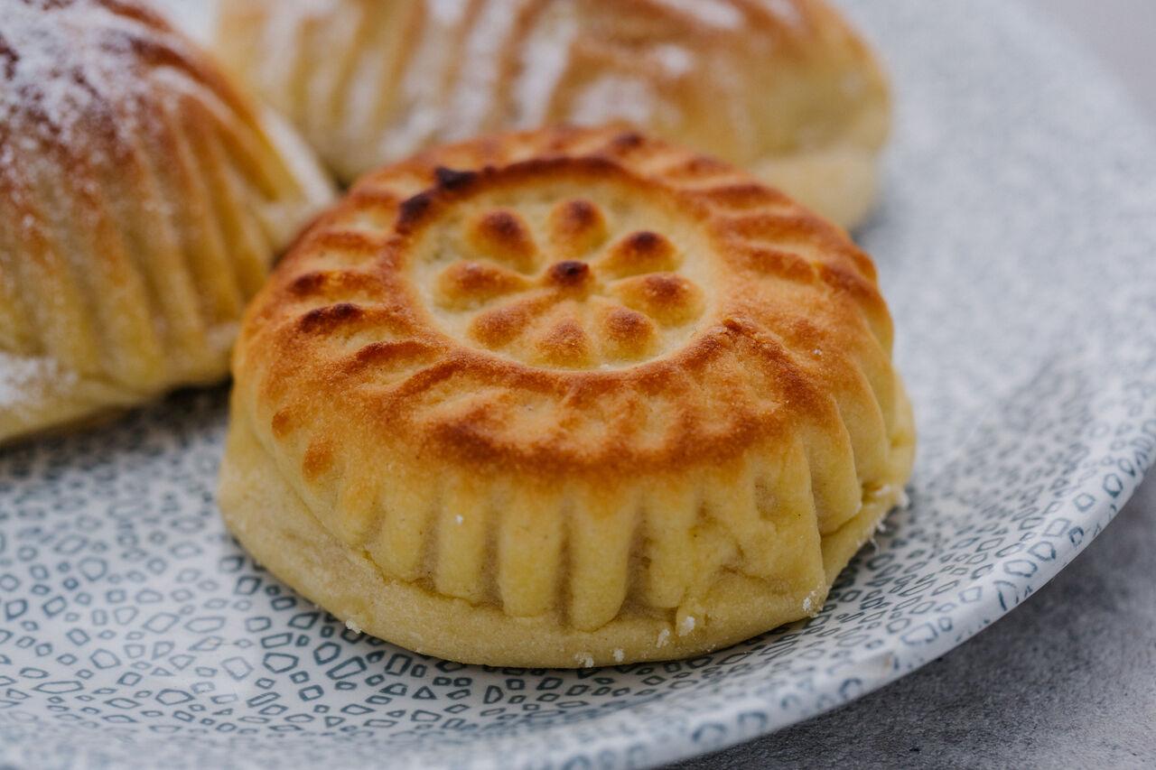 Maamoul, mit Datteln, Pistazien oder Walnuss, sind die besten libanesischen Dessert der Stadt!