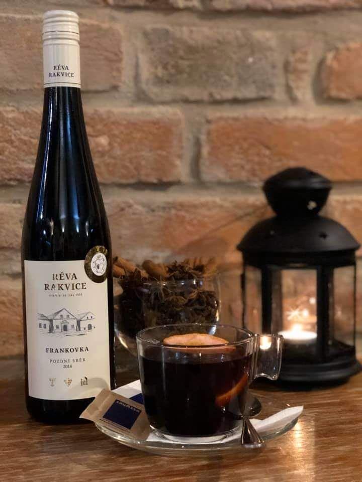 Svařené víno