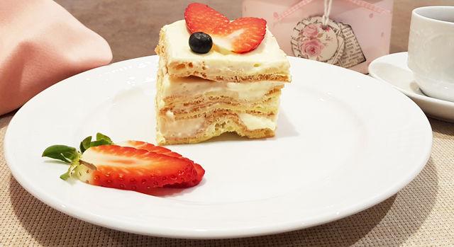 Eclair-Kuchen