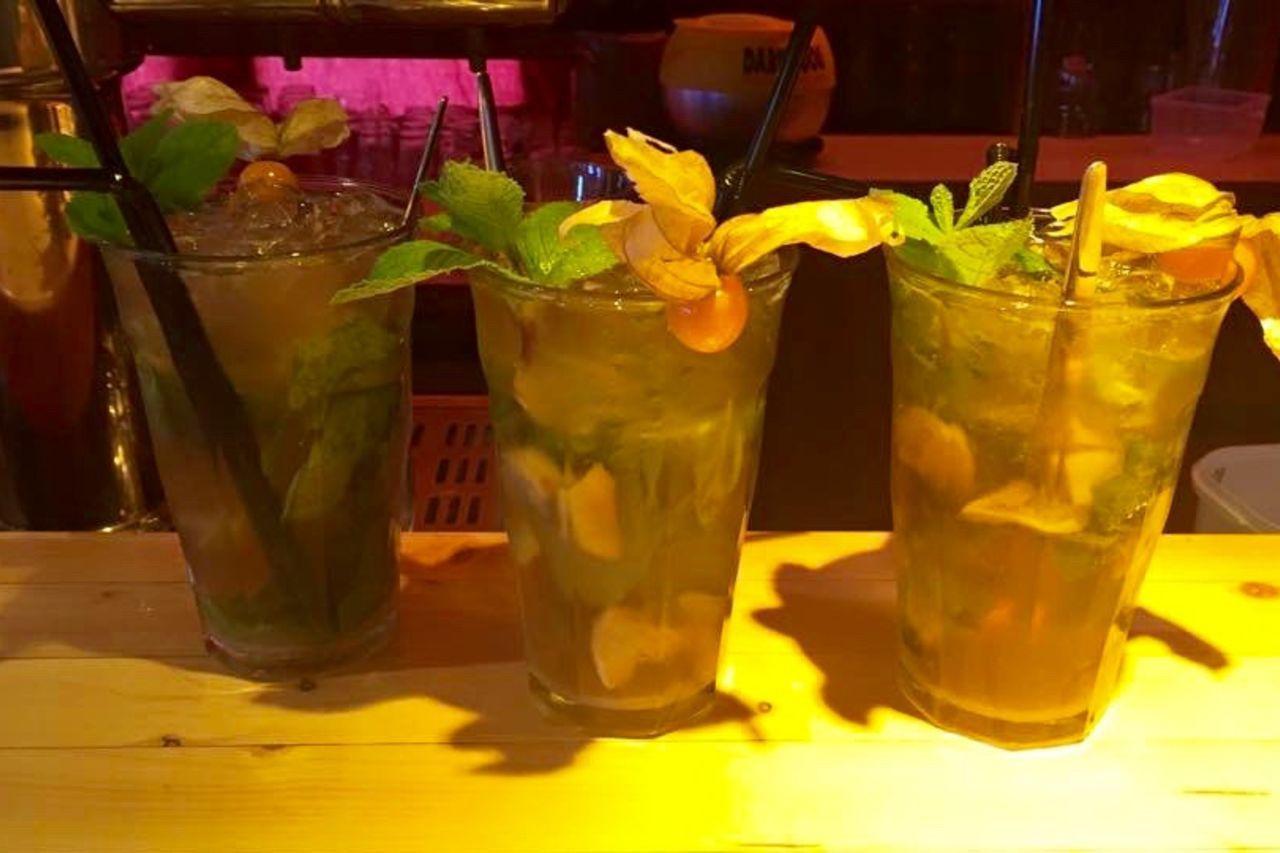 Des Cocktails sur mesure!