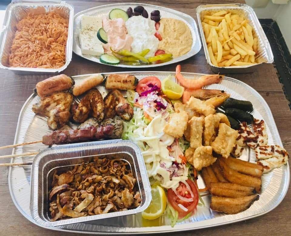 Restaurant Chypre - Restaurant Waterloo | Greek ...