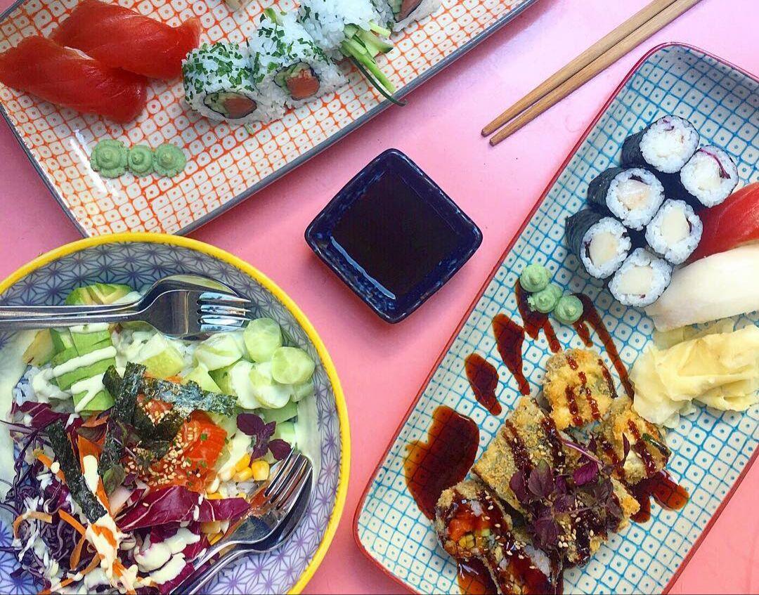 Sushi&Bowls