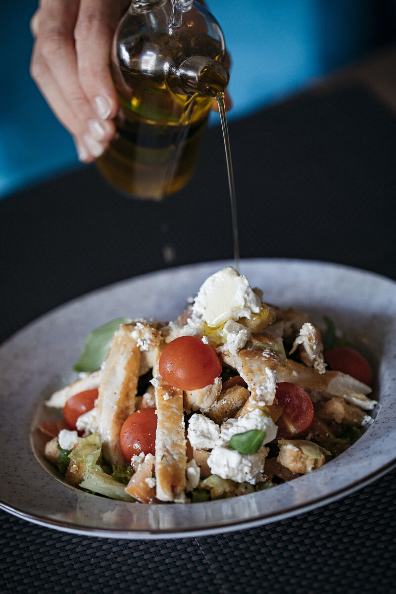 Our selection of salads - pure perfection!