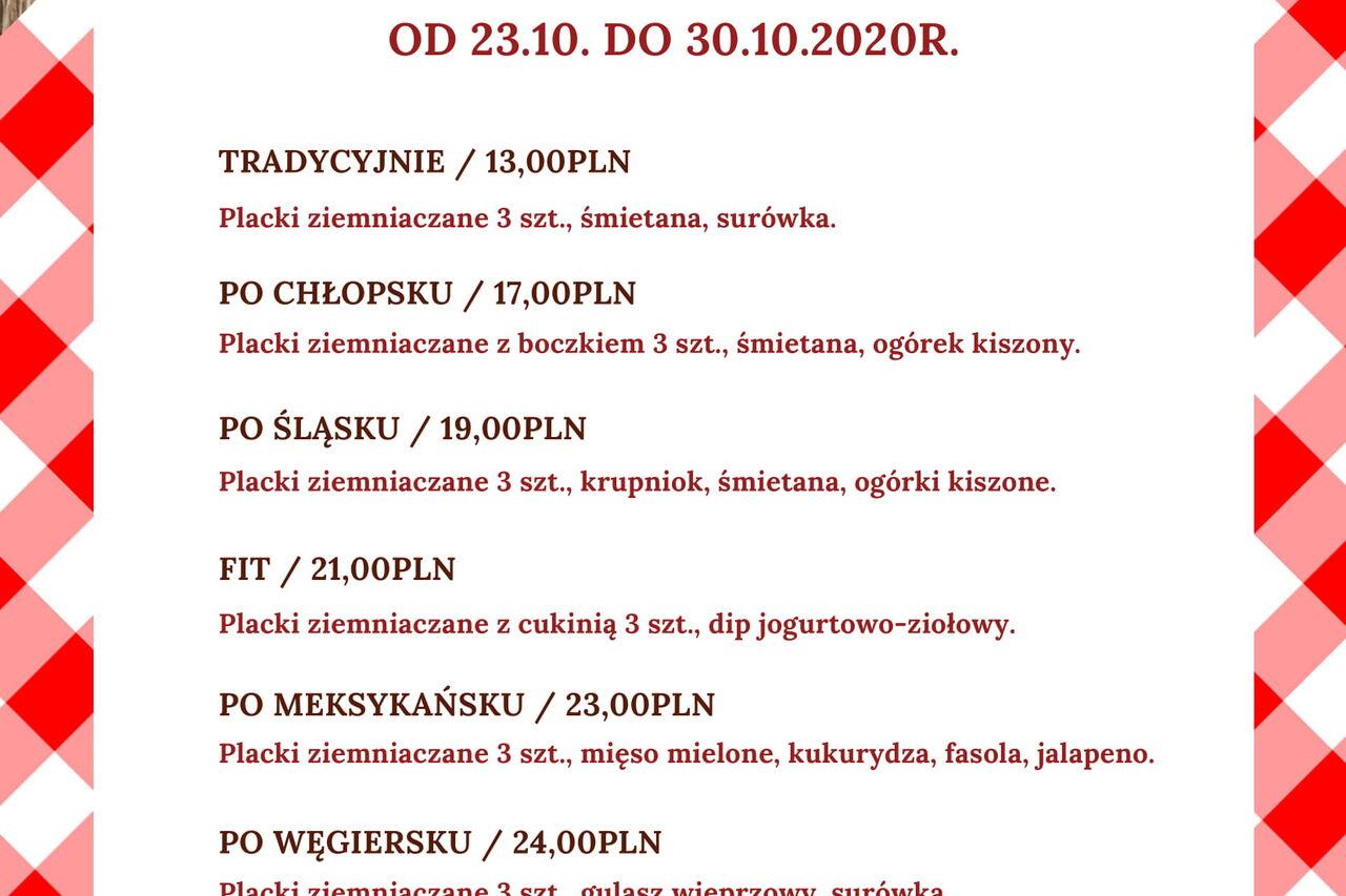 Festiwal Placków Ziemniaczanych