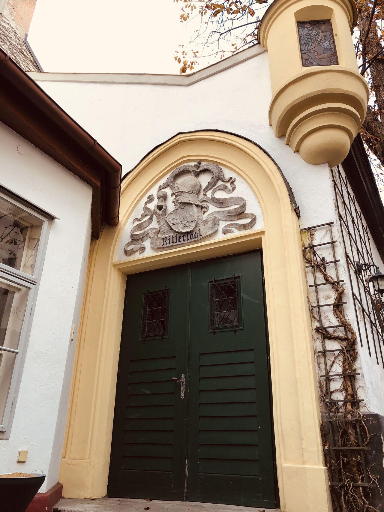 Eingang Rittersaal