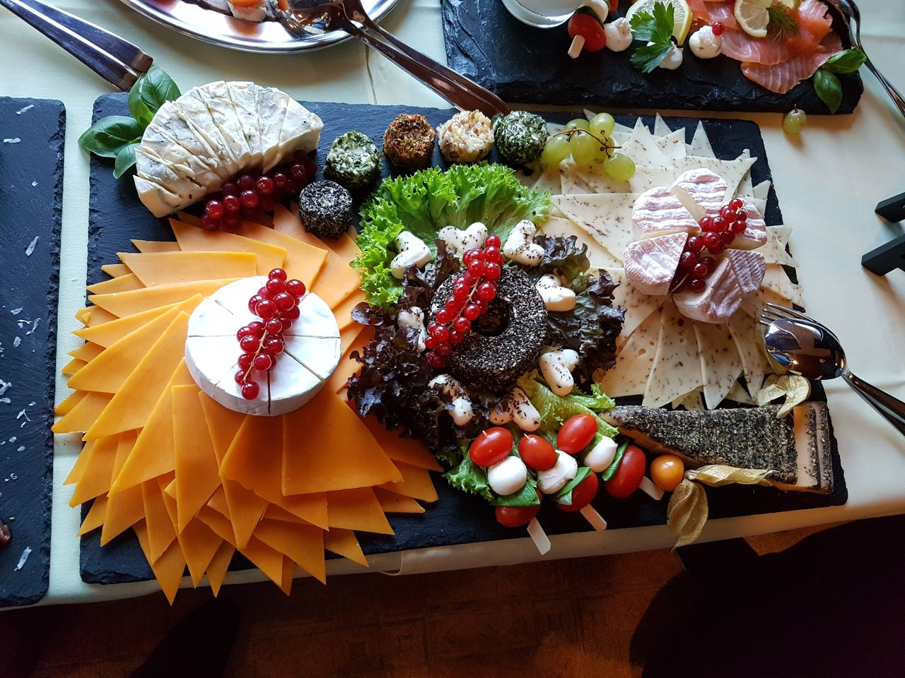 Buffet und Catering