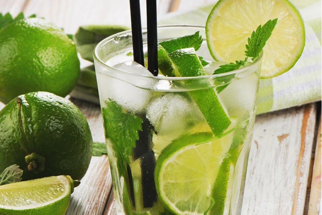 Nos cocktails.