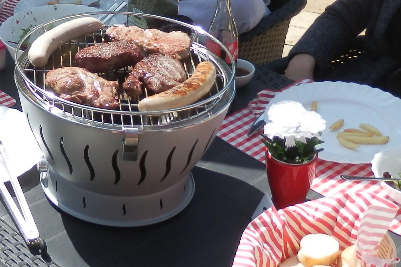 Faites-le vous-même-grillade / selbst grillen / DIY BBQ
