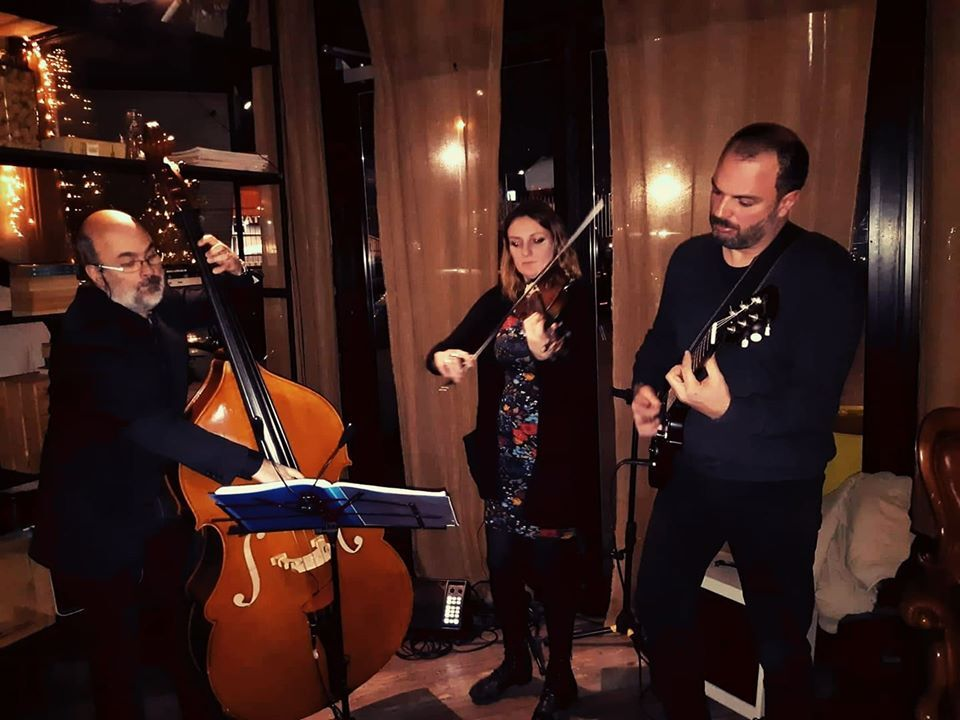 qualche foto delle nostre serate Jazz...