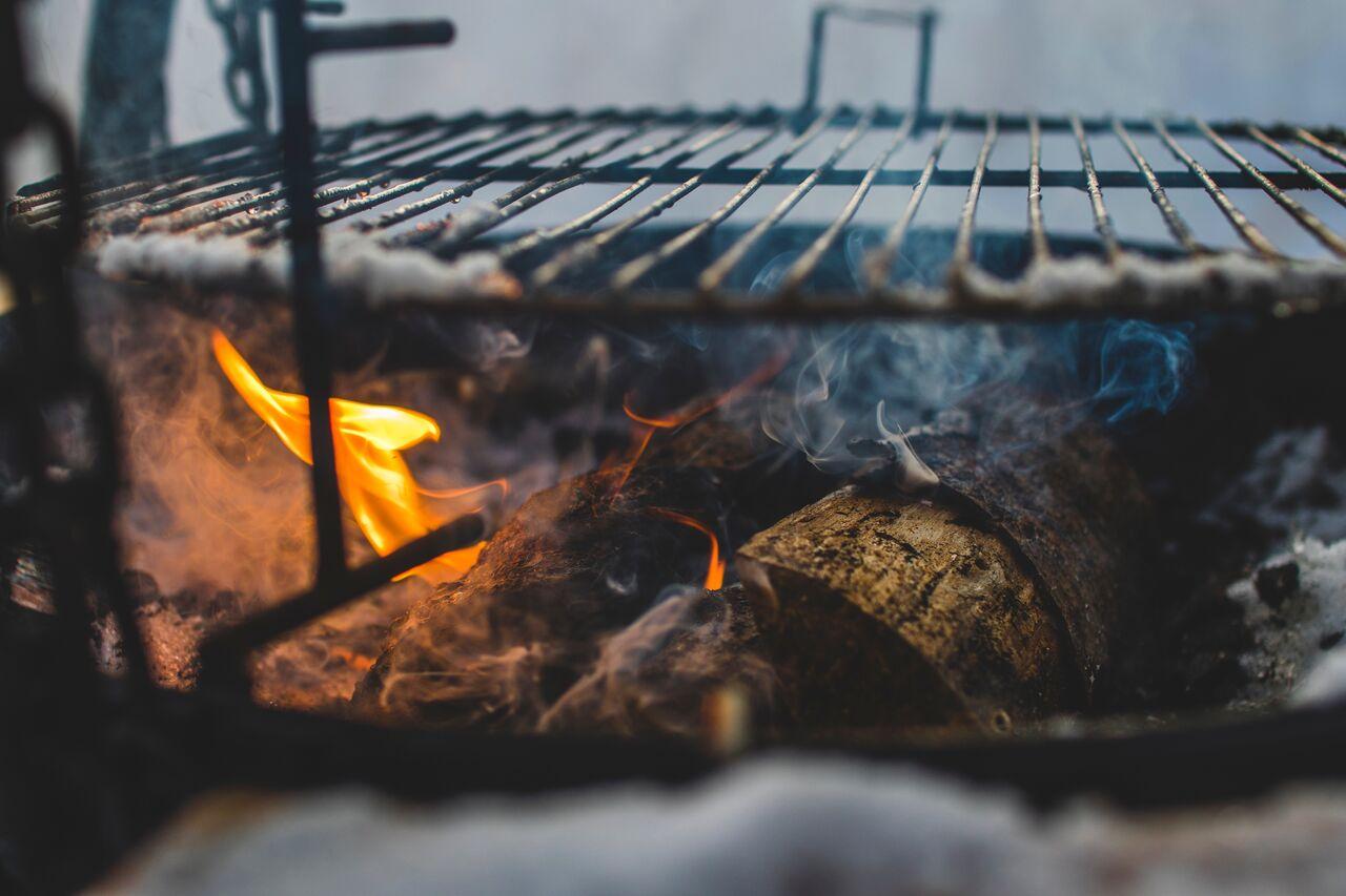 Grillservice und Burger Prepping