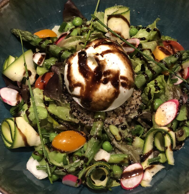 Bowl Burrata
