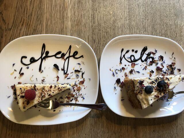 Cheesecake und Carrot Cake