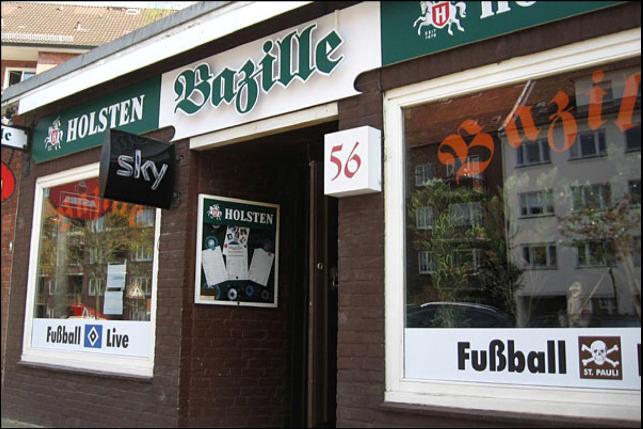 Bazille Hamburg Bar Near Me Book Now