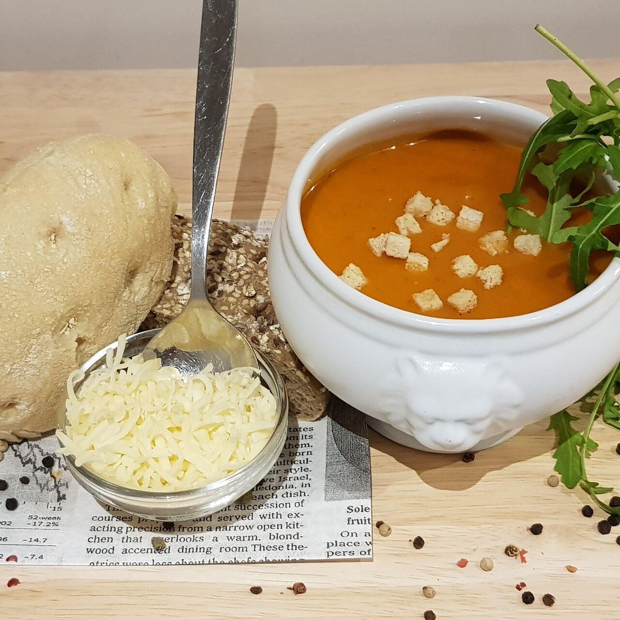 Onze heerlijke soepen