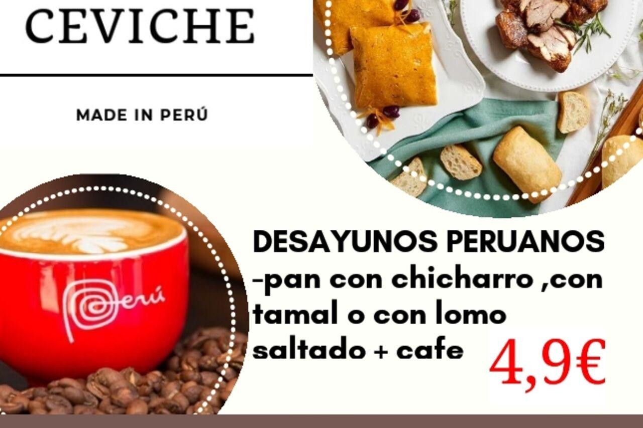 Desayunos peruanos