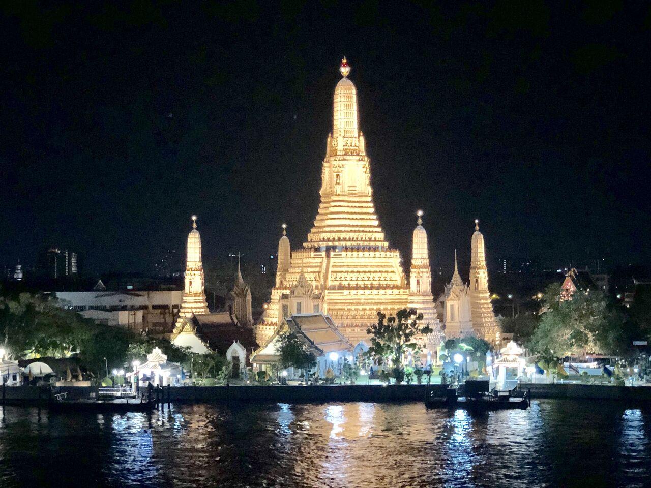 Bangkok View 1