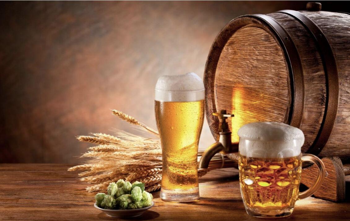 Свіже та запашне пиво на розлив