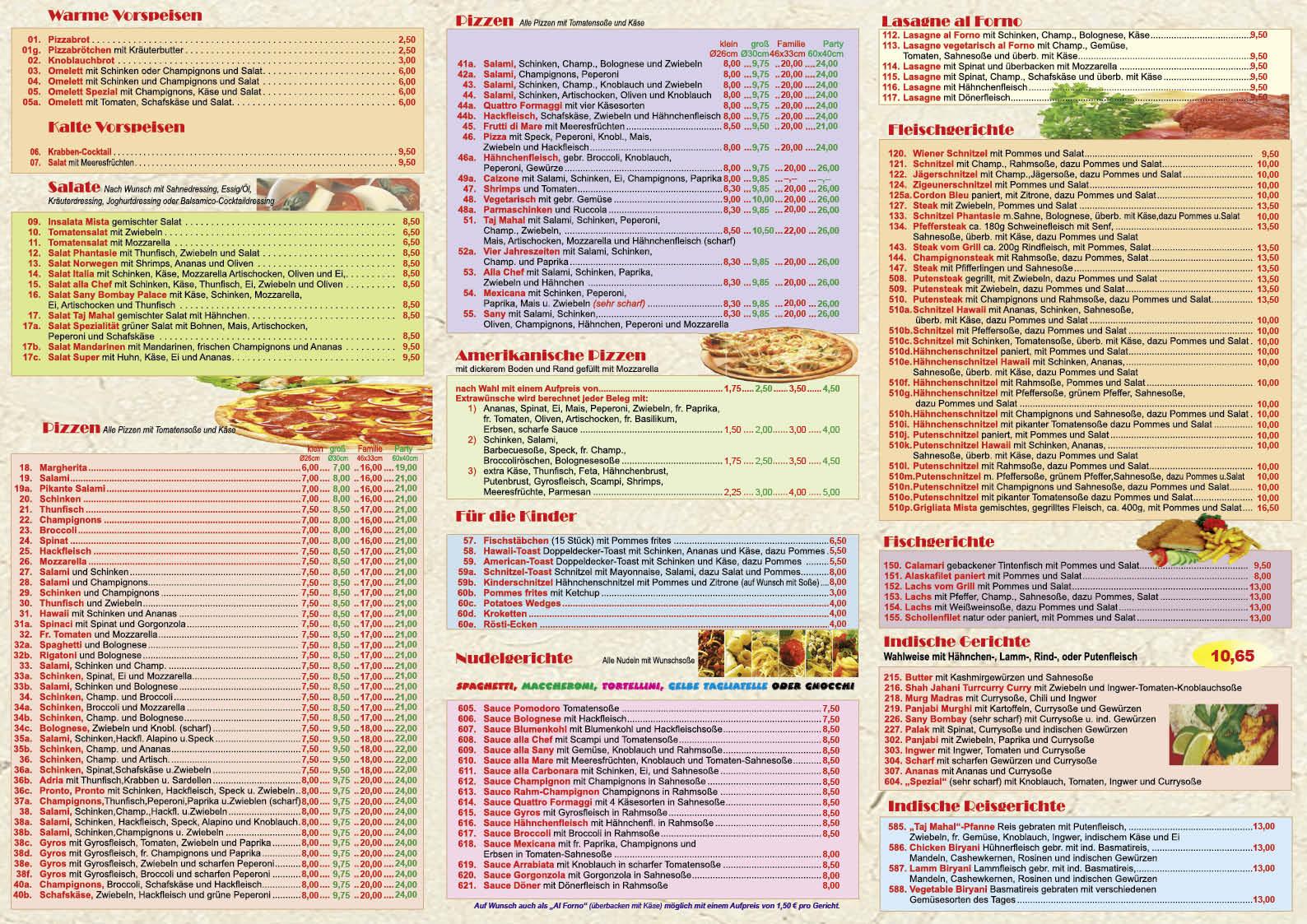 Indisches restaurant plauen