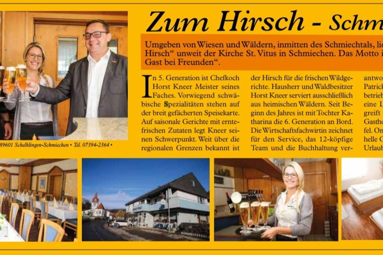 Gold Ochsen Infoblatt