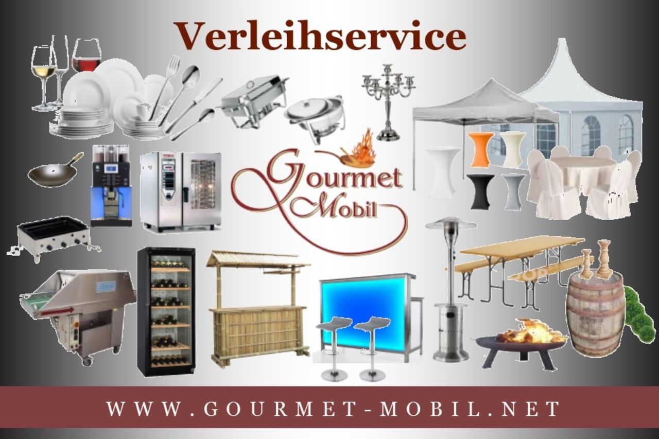 #Party Verleih #Event rent #Miet Service #Regensburg #Bayern