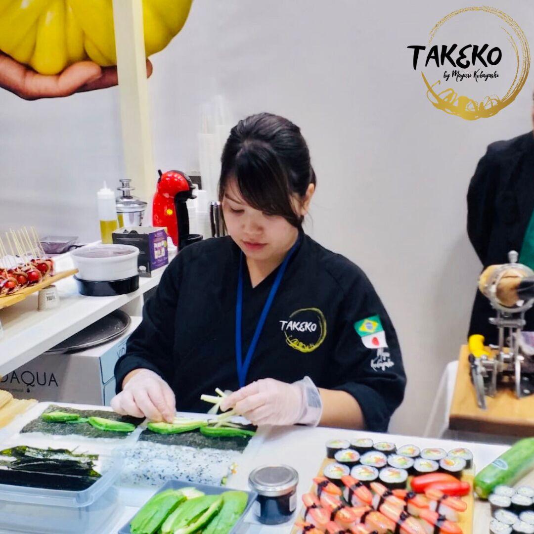 Takeko en IFEMA