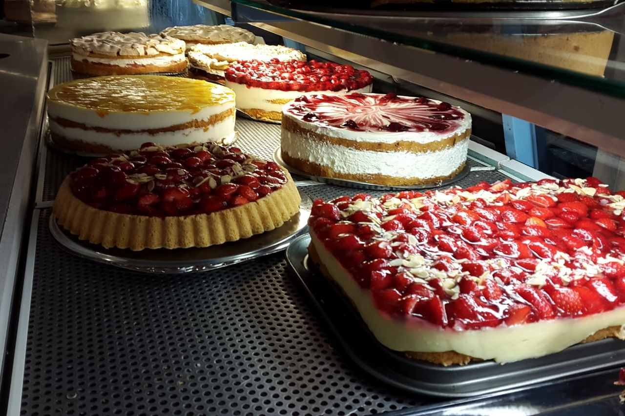 Torten & Kuchen Buffet