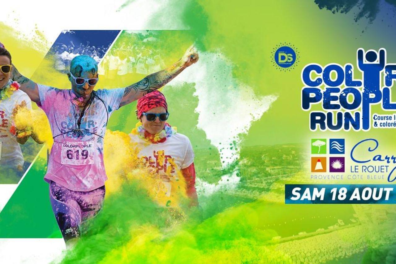 Color run 2018