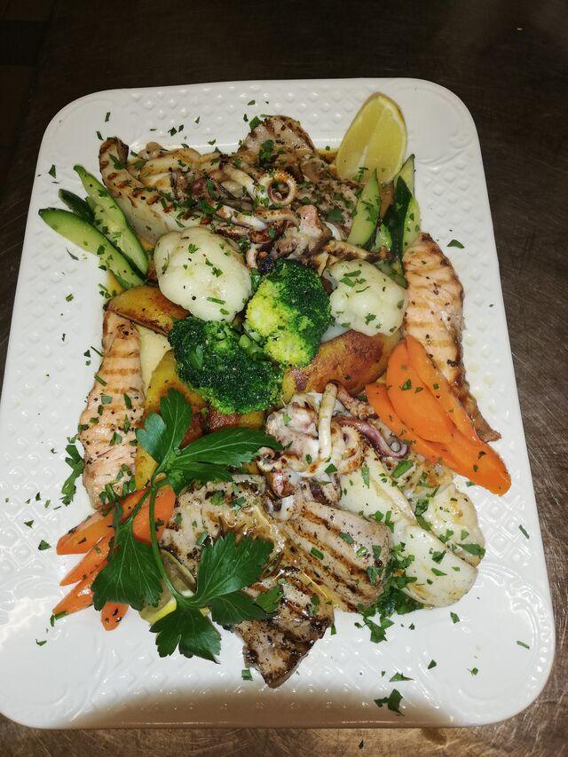 Fisch Plate