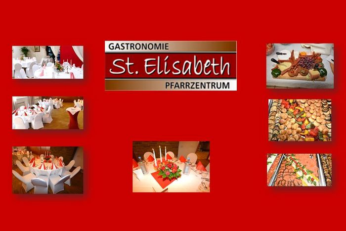 gastronomie st elisabeth pfarrzentrum restaurant essen frohnhausen amerikanische deutsche. Black Bedroom Furniture Sets. Home Design Ideas