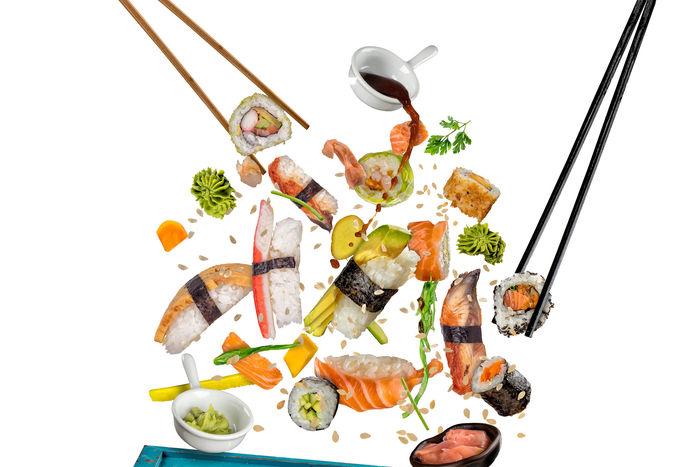 Kyo Sushi C H Auchan Bielany Wroclawskie Restauracja Blisko Mnie Rezerwuj Teraz
