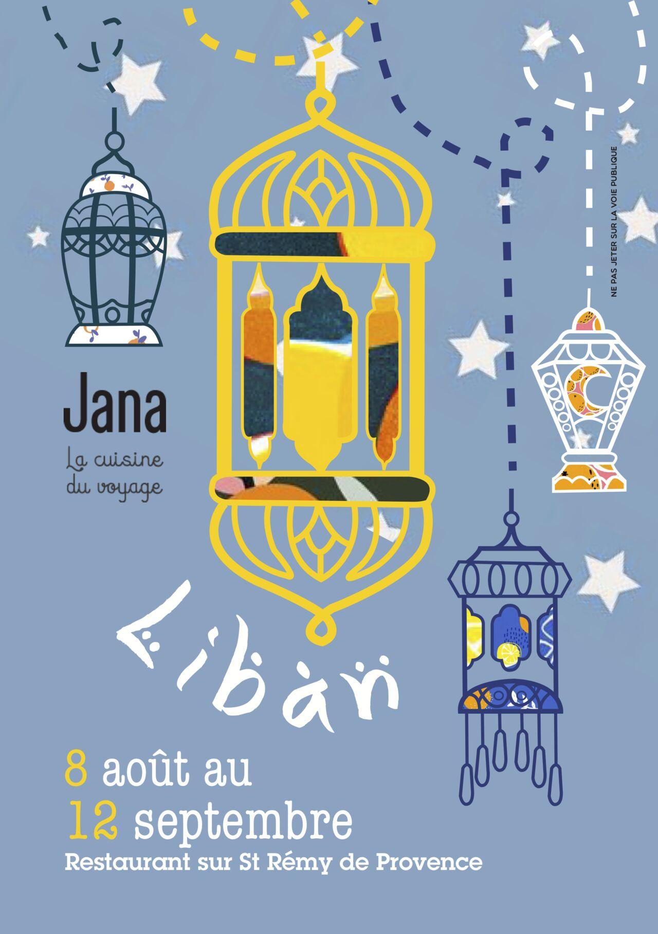 Le LIBAN du 8 août au 12 septembre 2019