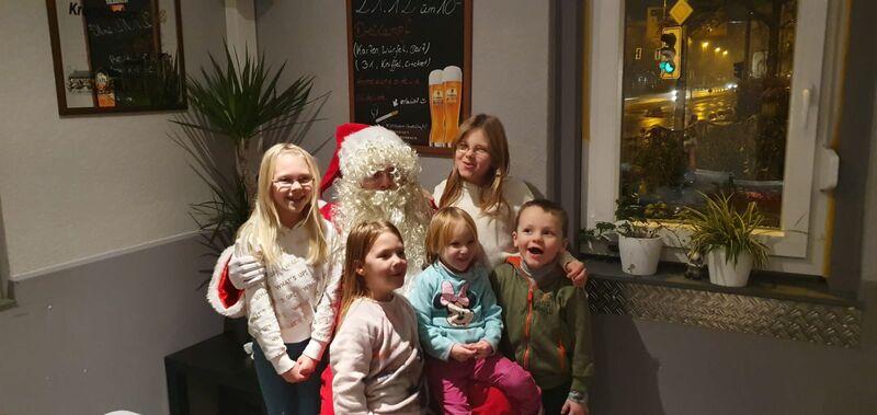 Kinderfreundlichkeit zum Nikolaus 2019