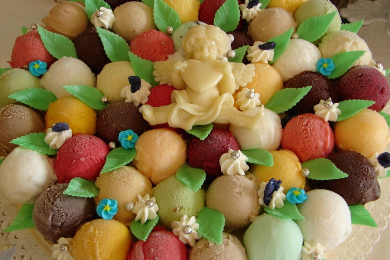Les gâteaux glacés