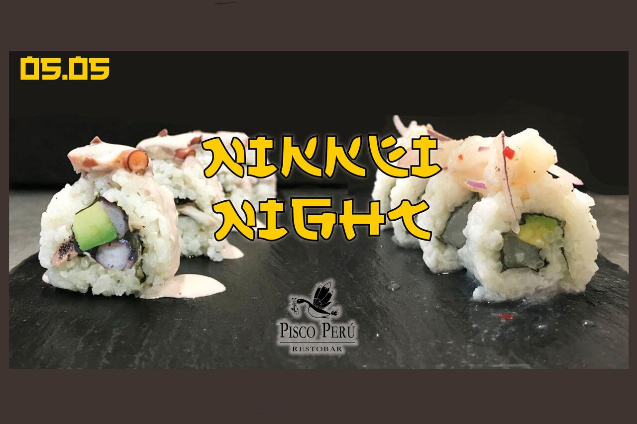 Nikkei Night