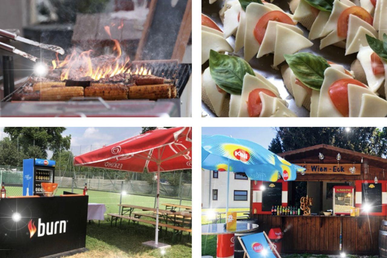 Sie suchen eine Barbecue Location für Ihr Sommerfest, Firmenfeier oder Geburtstag?