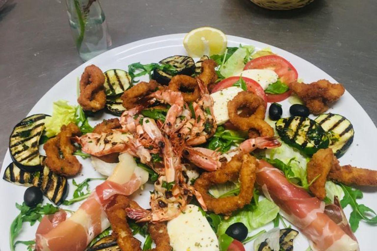 Italienische Küche mit fairen Preisen
