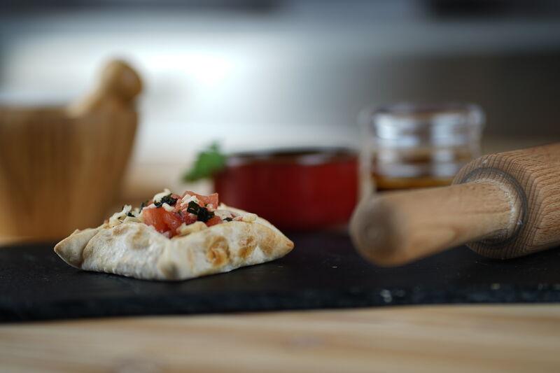 Pizzaletta Caprese